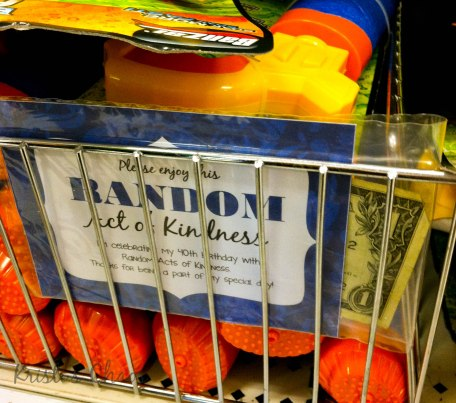 Random Acts of Kindness Ideas & Tags