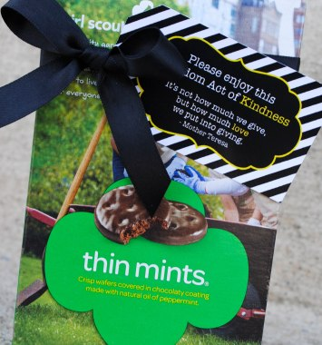 Buy Girl Scout Cookies and Maintain Your Healthy Diet: 3 Simple Random Acts of Kindness