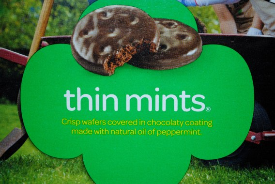 Buy Girl Scout Cookies and Maintain Your Diet
